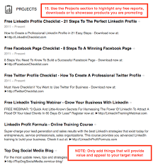 linkedin training 21 steps to the perfect linkedin profile