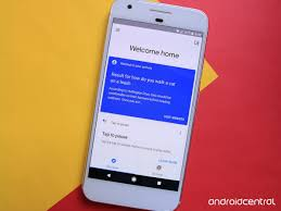 100 home how to listen to music on google home android