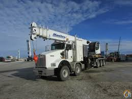service 45110t manitex tractor package crane for sale in nisku