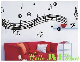 Music Note Decor Decorative Musical Instruments Ebay