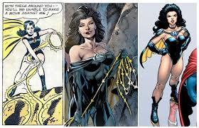 dc are wonder woman and superwoman the same character science