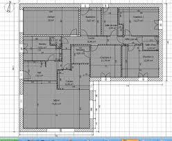 plan de maison 120m2 4 chambres plan maison plain pied 120m2 4 chambres simple plan maison rdc avec