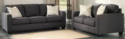 Ashley Living Room Furniture Buy Ashley Furniture 1660138 1660135 Set Alenya Charcoal Living