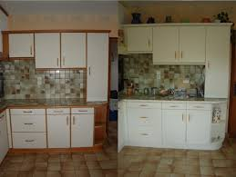 peindre meuble cuisine stratifié relookage cuisine stratifié vannes rennes lorient bretagne