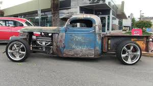rusty pickup truck rad rot from hell rusty chevy pickup truck the best of rods