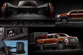 nissan titan 2017 nissan titan towering over other trucks bc