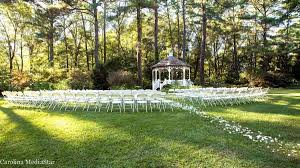 wedding venues in fayetteville nc cape fear botanical garden venue fayetteville nc weddingwire