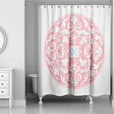 Circles Shower Curtain Buy Circle Shower Curtain From Bed Bath Beyond