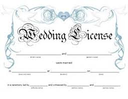Doves Wedding License Weddings   LoveToKnow