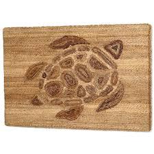 tortoise home decor turtle woven wall art for coastal decor allwoven com