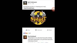 spirit halloween store 2016 spirit halloween 2016 sneak peeks youtube