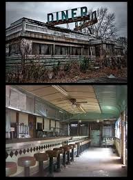 605 best old diners images on pinterest soda fountain drive in