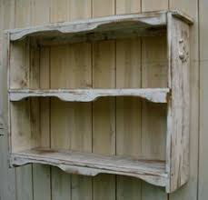 Shabby Chic Wall Shelves by Wood Wall Kitchen Shelf Unit Shelving With Drawers Hooks Shabby