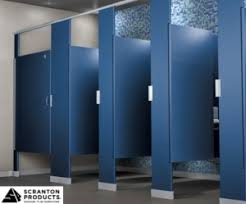 bathroom stalls which toilet partition material is right for