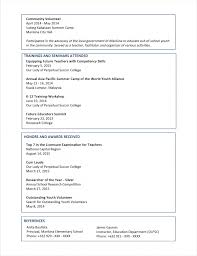 examples of a cv free sample professional resume template how to