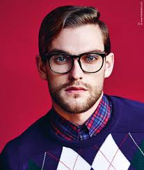 hairstyles with glasses men fade haircut