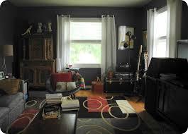 Grey Living Room Ideas by Wonderful Dark Grey Living Room R And Decorating Ideas