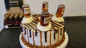 beer barrel cake sweet dee u0027s caramel pecan hennessy cake youtube