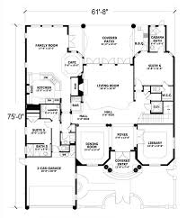 luxury mediterranean home plans house plan 55779 at familyhomeplans com