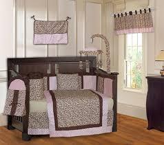 Pink Cheetah Crib Bedding Babyfad Baby Crib Bedding