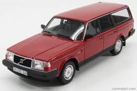 volvo station wagon bos models bos011 scale 1 18 volvo 240 gl break station wagon