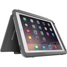 pelican cases for ipod ipad b h photo video pelican progear vault tablet case for ipad air 2 gray