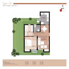 unitech residences floor plan floorplan in