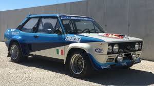 fiat 131 abarth gr 4 anything u0026 every thing with wheels