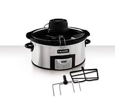 bed bath and beyond black friday crock pot 6 quart digital slow cooker with istir automatic