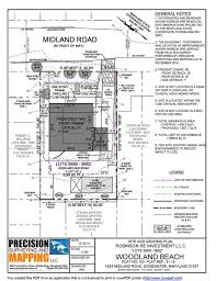 building site plan site permit plan preparation mapping services maryland