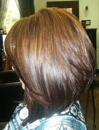 diy cutting a stacked haircut shoulder length stacked bob google search hairstyles