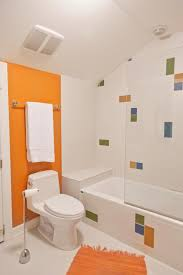 orange bathroom photos hgtv bright kids with accents loversiq