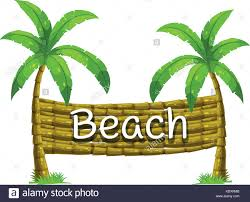 coconut tree cut out stock images pictures alamy
