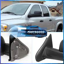 02 08 dodge ram 1500 03 09 2500 flip up extendable manual tow