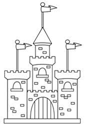 how to draw a castle for kids once upon a time words and music