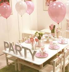 tea party table and chairs cute girls party kid partys pinterest communion and birthdays