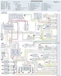 peugeot 207 wiring diagram peugeot wiring diagrams instruction