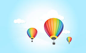 air balloon background background labs