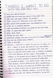 best 25 boyfriend lists ideas on list