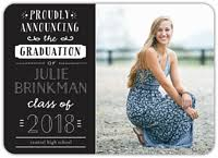 graduation announcement 2018 graduation announcements invitations