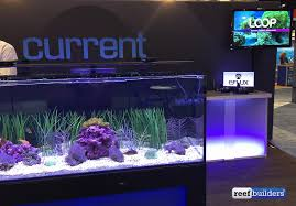 current usa orbit marine aquarium led light current usa loop a complete aquarium controller pump light