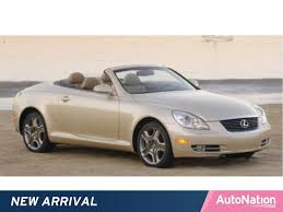 how to sell used cars 2006 lexus sc auto manual used lexus sc 430 for sale in ta fl edmunds