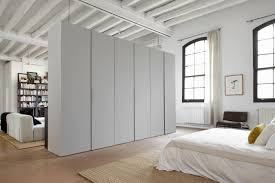rustic room divider furniture beautiful white bedroom decoration using loft room