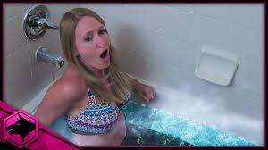 Bathtub Full Of Ice Ice Bath Challenge Channel Announcements Youtube