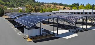 Custom Trellis Panels Solar Panel Carports Complete Green Energy Solutions
