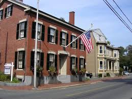 Federal Style House Saint Peter Street Mapio Net