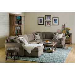 Living Room Sectionals With Chaise Boston Interiors Marshall 3 Pc Sectional With Chaise Living