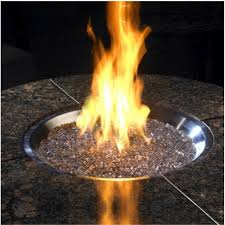 outdoor greatroom cf 20 lp diy 20inch round crystal fire stainless