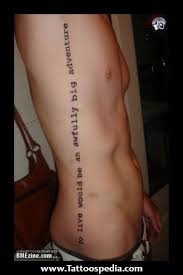 karma quote tattoos