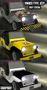 Gta San Andreas Owner Type Jeep Drift Edition Mod Gtainside Com